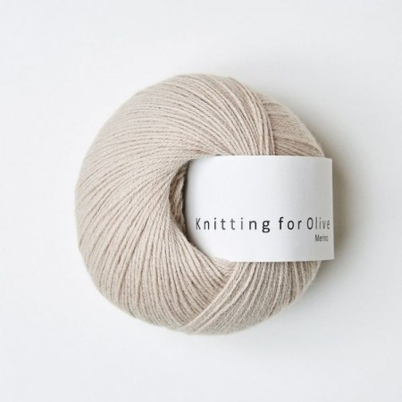 Knitting for Olive Merino - Pudder / Powder
