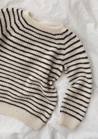 Friday Sweater Mini 1-7 år | Strikkepakke PetiteKnit